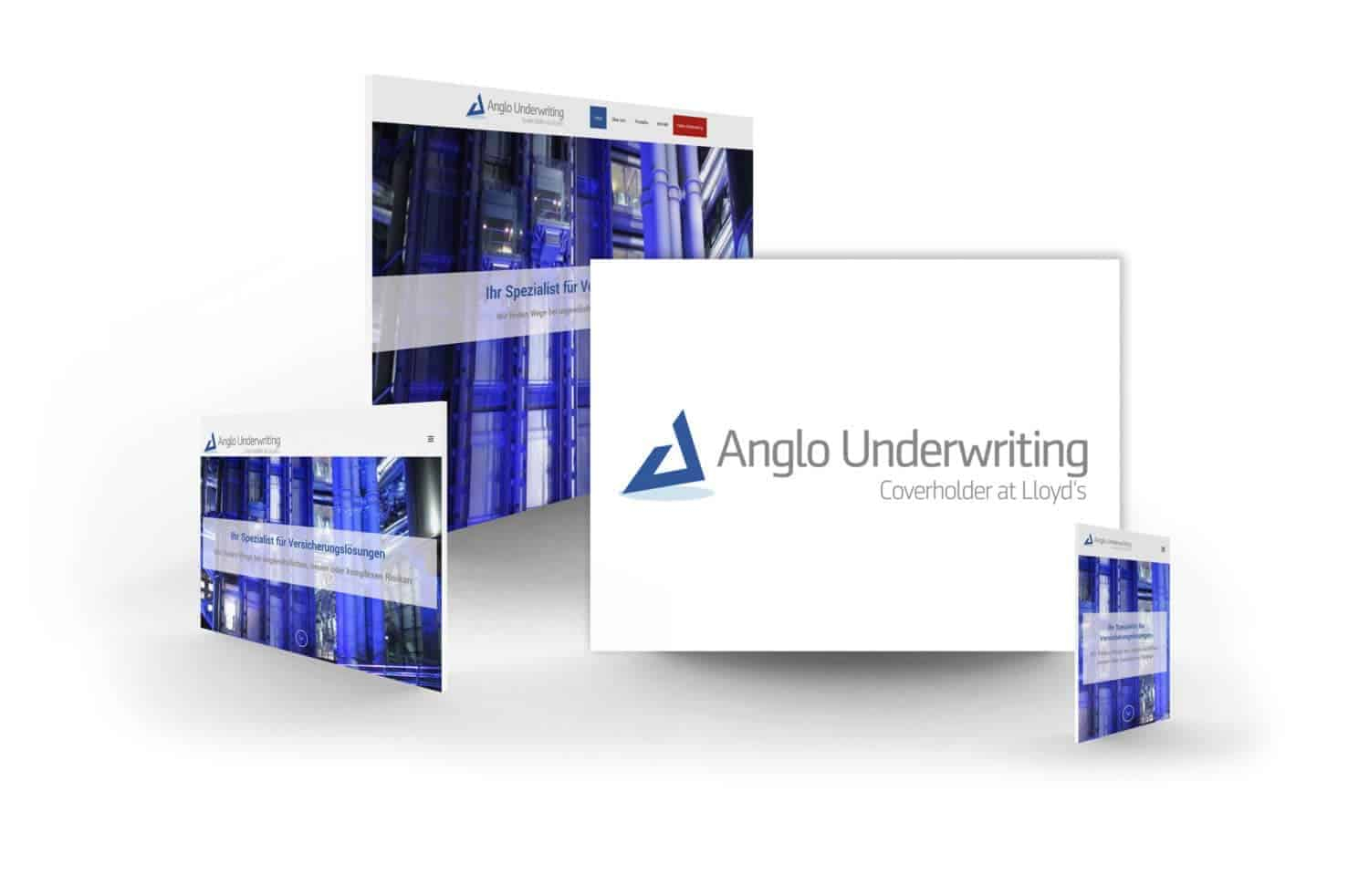 crocovision Webdesign Referenz Anglo Underwriting