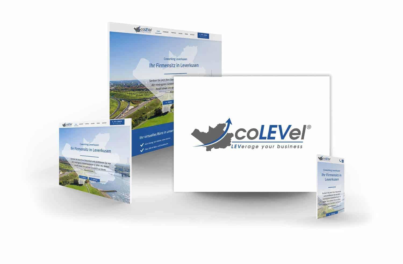 crocovision Webdesign ReferenzcoLEVel®