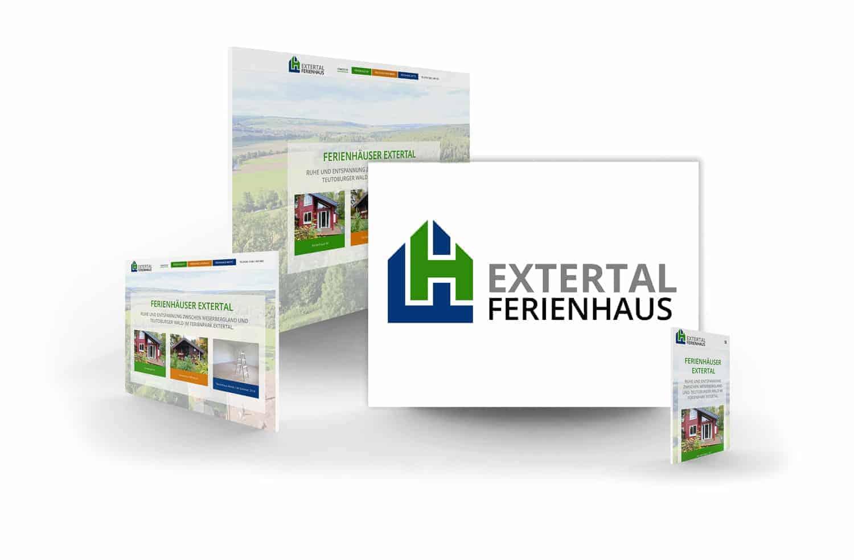 Referenzen Ferienhäuser Extertal