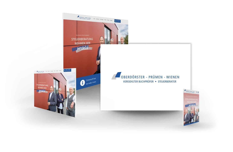 Webdesign für Steuerberater 2