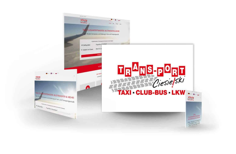 crocovision Webdesign Referenz Trans-Port-Essen