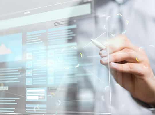 Symbolbild professionelles Webdesign